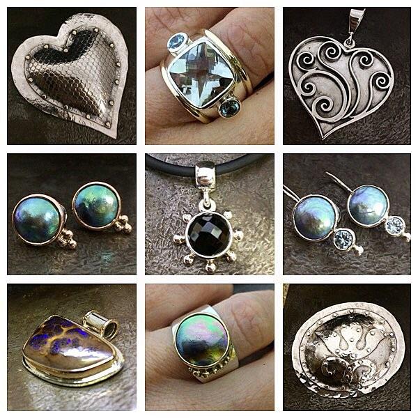 SALE items now available in my website shop https:/laurenharrisgoldandsilversmith.com.au