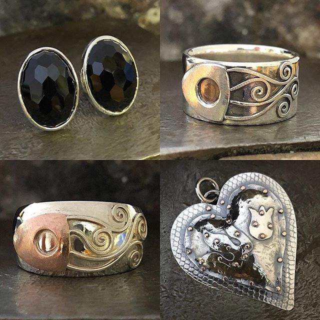 Here's a peek at some pieces I will be adding to my SALE page on my website soon
